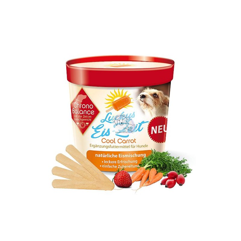 Luckys Eiszeit Cool Carrot (50g)